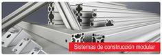 http://www.item24.es/ El sistema de construcción MB es la solución para todas las tareas de construcción en ingeniería y construcción mecánica. Sus campos de aplicación van desde un simple bastidor hasta la línea de producción completamente automatizada.