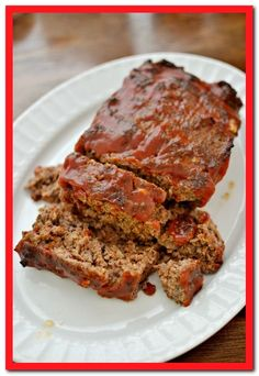 one pound ground beef meatloaf recipe-#one #pound #ground #beef #meatloaf #recipe Please Click Link To Find More Reference,,, ENJOY!! Meatloaf Recipe With Crackers, Beef Meatloaf Recipes, Healthy Meatloaf, Meat Recipes, Cooking Recipes, Turkey Meatloaf, Chicken Recipes, Amish Recipes, Salads