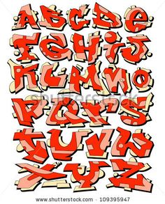 239 Besten Graffiti Abc Bilder Auf Pinterest Fonts Graffiti