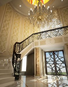 Looking for a trusted interior design company in Dubai? DESiGN DESiGN LLC is here to help! Design Firms, Design Design, Companies In Dubai, Interior Design Companies, Dubai Uae, Valance Curtains, Villa, Stairs, Home Decor