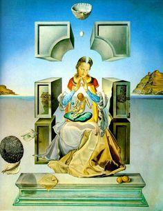 Dali - Madonna
