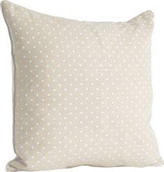 Ellie Dotted Design Throw Pillow
