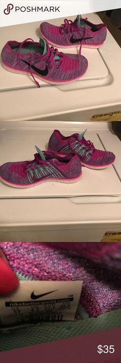 Nike running shoes Nile running shoes in good condition Nike Shoes Athletic Shoes