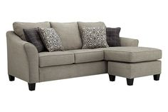 Kestrel Sofa Chaise | Ashley Furniture HomeStore Chaise Cushions, Chaise Sofa, Sofa Chair, Ashley Furniture Sofas, Home Furniture, Furniture Design, Cheap Furniture, Furniture Ideas, Pull Out Couch