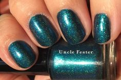 LilypadLacquer Uncle Fester (part of the Addams Family collection, exclusive for Pshiit Boutique). Released July 2015