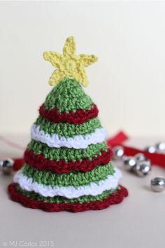Christmas Tree – Free Crochet Pattern