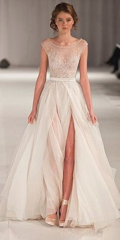 fashion forward wedding dresses 3