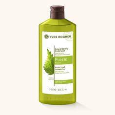 Pureté - Shampooing Purifiant , Shampooing , Type de produit , Cheveux , Yves Rocher Site FR