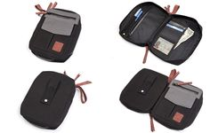 The Hundreds - Grasp Organizer Case - Available in black, olive, and red - Now comes with a 2-year warranty!
