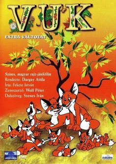 Vuk (1981) Little Fox, Wolf, Comic Books, Illustrations, Comics, Retro, Art, Movies, Art Background