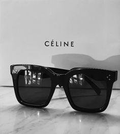Céline shades ∞ getting ready for fall