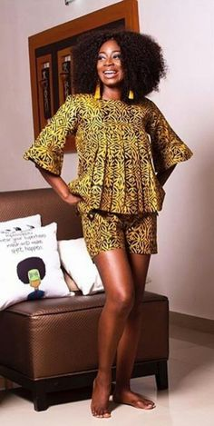African Fashion Is Hot African Print Dresses, African Fashion Dresses, Ghanaian Fashion, African Dress, Fashion Outfits, African Inspired Fashion, African Print Fashion, Ethnic Fashion, African Attire