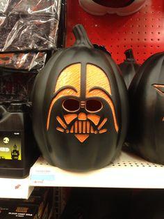 darth vader star wars jack o lantern at kmart halloween decorations - Kmart Halloween Decorations