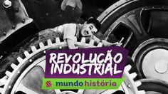 Videoaula sobre Revolução Industrial! \o/  Mais educação, menos tédio! www.mundoedu.com.br