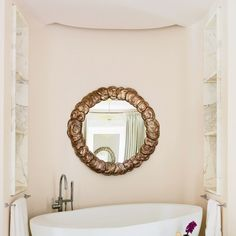 Modern Bathroom by Thad Hayes Inc.