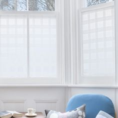 """Removable & waterproof: Emma Jeffs 'Anni' Frosted Glass Privacy Home Window Film   2Jane; Eco-friendly (pvc- and phthalate-free - helps filter UV rays w/o releasing harmful chemicals when heated by sun.)  40"""" x 50"""" ($86.00)  They will custom cut.  Other patterns too."""
