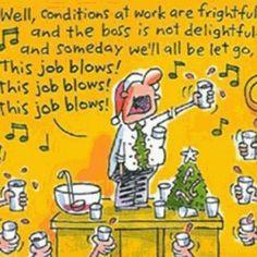 Funny christmas carols
