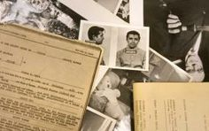 DNA tests on Perry Smith and Richard Hickock couldn't link the killers to the quadruple murder of a Florida family a month after the Clutter. Non Fiction Novels, State Of Kansas, In Cold Blood, Dna Test, True Crime, Clutter, Florida, Image Search, Shots