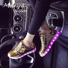 Awesome Fashion LED Shoes Glowing Sneakers with Light Sole LED Slippers Luminous Sneakers Do Infantil Basket Femme Kids Boys Girls 30 - $ - Buy it Now! Check more at http://kidshopglobal.com/kids-and-baby-shop-online/shoes/childrens-shoes/boys/fashion-led-shoes-glowing-sneakers-with-light-sole-led-slippers-luminous-sneakers-do-infantil-basket-femme-kids-boys-girls-30/