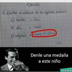 New memes en espanol chistosos jaja chistes Ideas Memes Humor, New Memes, Funny Jokes, Hilarious, Frases Humor, In China, Funny Images, Funny Pictures, Caricature