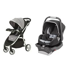 RECARO Performance Denali and Coupe Travel System Granite >>> To view further for this item, visit the image link.