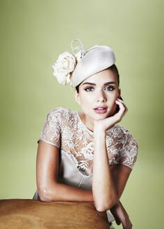 Gina Foster Millinery 2013 | Roses & Lace