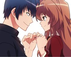 toradora  | Enjoy a happy married life and live happily ever after~~~