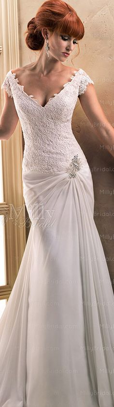 Thats the exact wedding dress that I bought! It looks even more gorgeous in person.