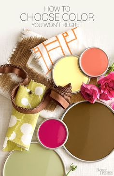 Dreaming of warmer weather? Get inspired and learn how to choose the perfect paint color @Better Homes and Gardens