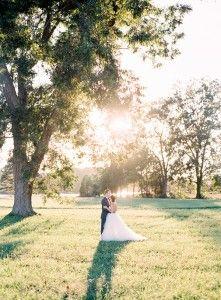 Southern Wedding: Inn at Warner Hall in Williamsburg, Virgina.  Photo by Adam Barnes.