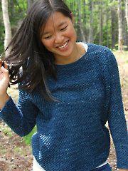 Lite Pullover Knit Pattern