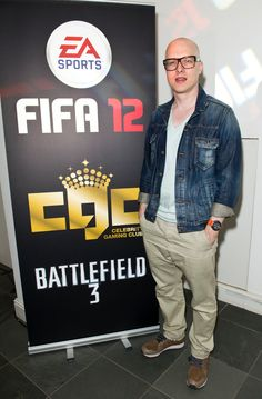 DJ Swerve was among those in attendance at Celebrity Gaming Club's FIFA 12 Launch Party. Battlefield 3, Launch Party, Attendance, Fifa, Dj, Gaming, Product Launch, Celebrity, Club