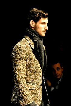 Milan Mens Fashion Week-Dolce & Gabbana Autumn/Winter 2012