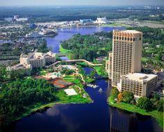Pennsylvania & Beyond Travel Blog: 7 Downtown Disney® Resort Area Hotels In The Walt Disney World® Resort In Florida - Buena Vista Palace Hotel & Spa