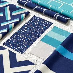 Terrazzo Outdoor Prints Collection