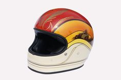 70s racing arts collection 2016 Dutch on Wheels  Helmets Design