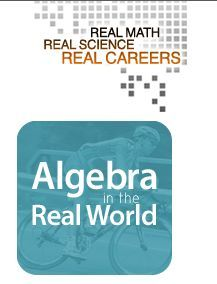 videos that show how algebra, calc, trig is used in real world
