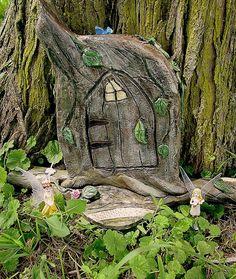 Magical Fairy Door       Ready to ship by Thunderbaycraftworx, $36.00