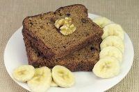 Can soak flour in kefir  first for digestion !  Milk Kefir Banana Bread