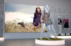 Mannequin Display Cases and Stands | Unibox