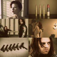 natasha romanoff, romanova, and winter soldier image ||| WHAT WHAT WHAT