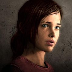 Last Of Us, Joel And Ellie, Ashley Johnson, Strong Female Characters, Cosplay, Chernobyl, Breaking Bad, Zbrush, Best Games