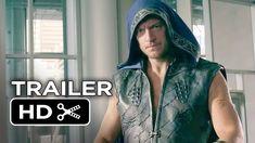 The Portal Official Trailer (2014) - Tahmoh Penikett Fantasy Short Film HD  Giggling like a lunatic...