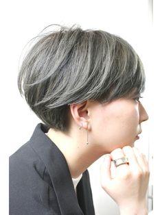 グレージュベリーショート/RENJISHI KICHIJOJIをご紹介。2017年春夏の最新ヘアスタイルを100万点以上掲載!ミディアム、ショート、ボブなど豊富な条件でヘアスタイル・髪型・アレンジをチェック。