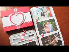 Álbum na caixa e revelação de fotos 10 X 15 | Namorada Criativa - Por Chaiene Morais