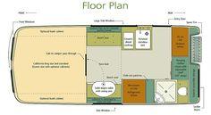 ER interior plan