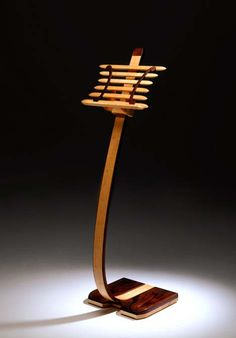 That's a gorgeous music stand