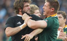 Sam Whitelock (New Zealand)  Not far behind when on song. That 60m try for the Crusaders this season says it all.