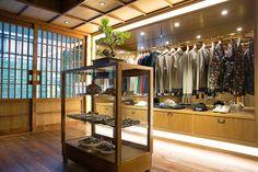 【画像 37/50】メゾン キツネの全てを集約 南青山の2店舗公開 | Fashionsnap.com