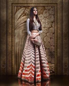 For the style savvy bride who is soon to embark on their wedding shopping journey; we have listed the 'must visit' bridal stores in New Delhi for you! Link in bio for all the details. And yes, made the cut ; Indian Attire, Indian Ethnic Wear, Indian Style, Indian Wedding Outfits, Indian Outfits, Indian Weddings, Indian Clothes, Indian Designer Outfits, Designer Dresses